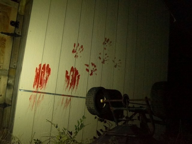 Bloody Barn Outdoor Haunt
