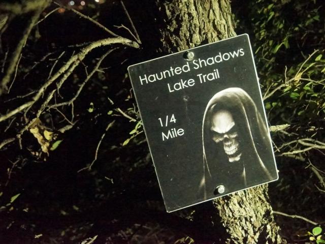 Haunted Shadows Lake Trail The Colony, TX