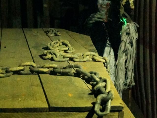 Haunted Shadows Dungeon