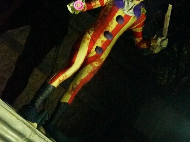Haunted Shadows Killer Clown