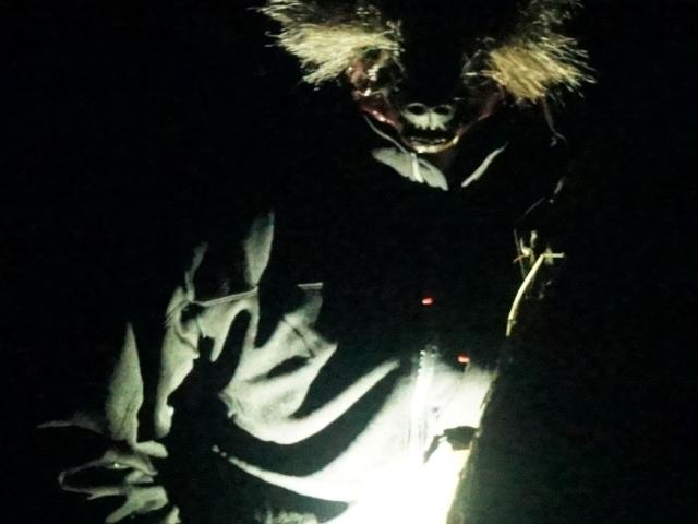 Pigman Haunted Shadows